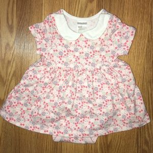 H&M baby girl dress size 1-2 months